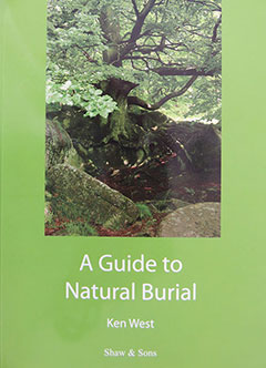A Guide to Natural Burial Book Jacket