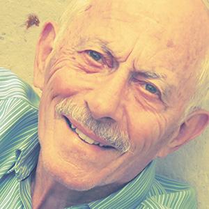 Ken West - author of Stonehenge Pensioner Blog