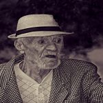 Pensioners and changing fortunes